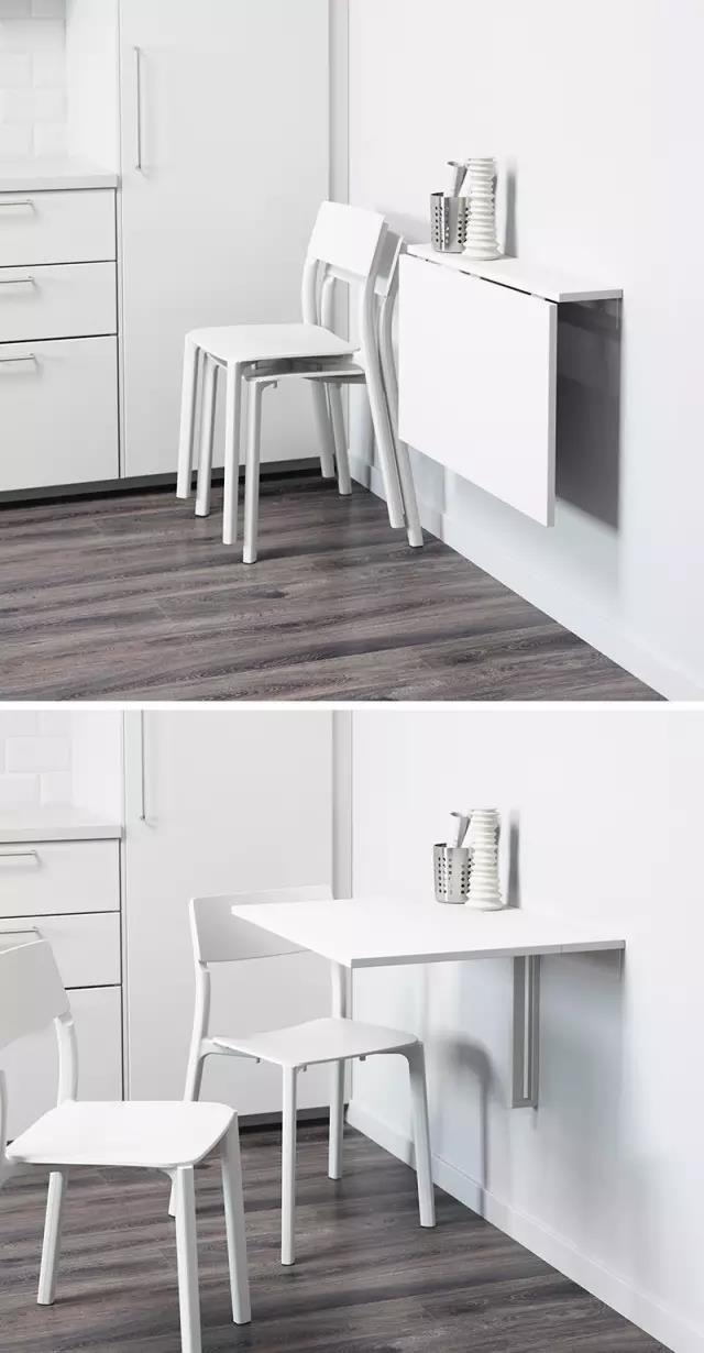 墙上书桌设计6