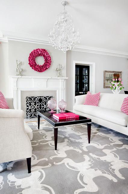 客厅配色方案解析6