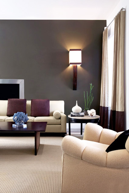 客厅配色方案解析7