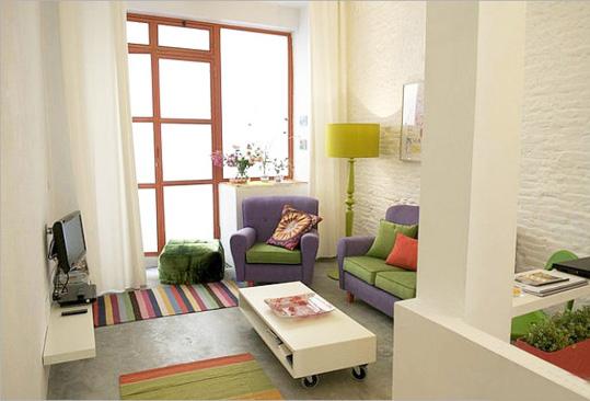 客厅配色方案解析8