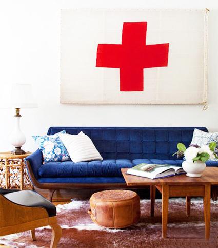客厅配色方案解析9