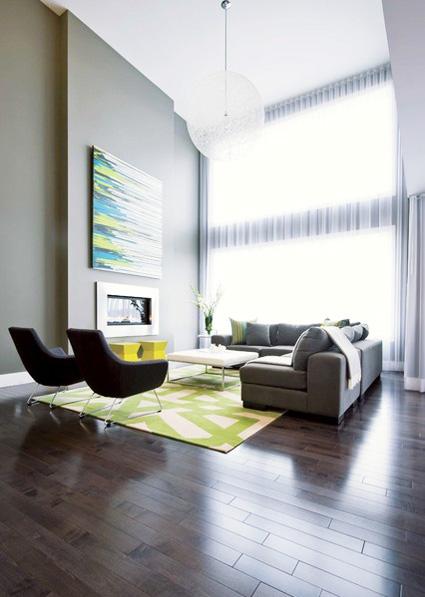 客厅配色方案解析15